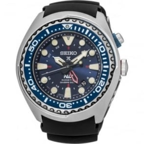 Seiko Watches Prospex Gents Kinetic Divers Special Edition GMT Watch SUN065P1