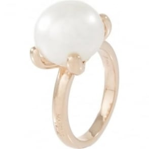 Bronzallure Pearl Dress Ring