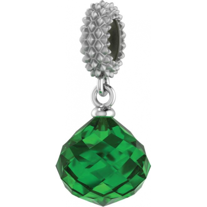 Endless Jewelry Emerald Mysterious Drop