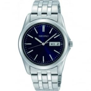 Gents Stainless Steel Seiko Watch SGGA41P1