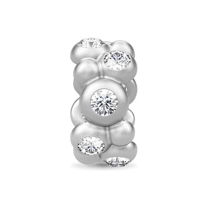 Endless Jewelry Infinite Stones Silver