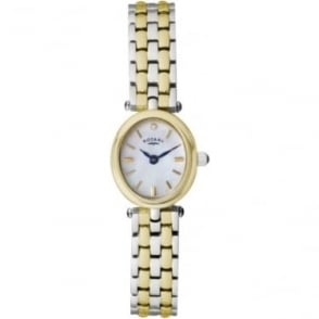 Ladies 2 Tone Watch on Bracelet. LB02712/40