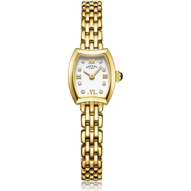 Ladies Rotary Quartz Battery Bracelet Watch LB05055/01