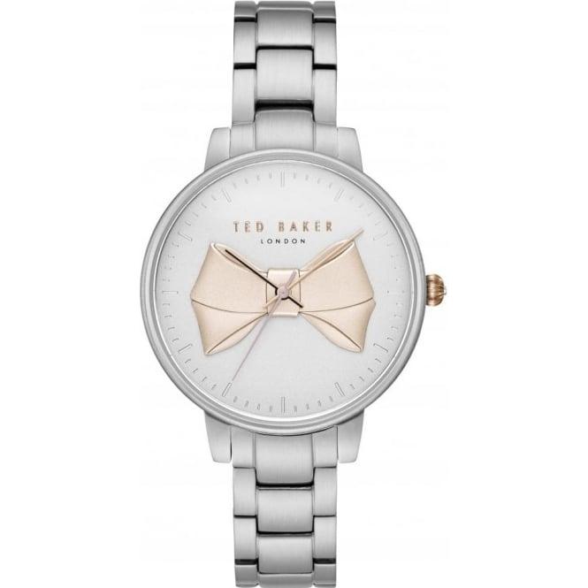 Ladies Stainless Steel Bow Watch on Bracelet TE15197004