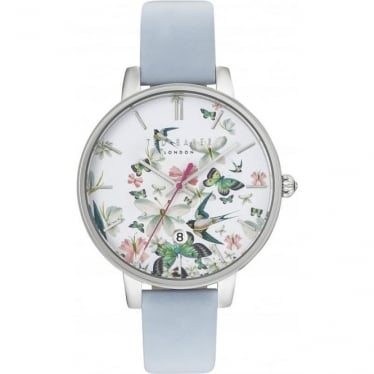 Ladies Stainless Steel Ted Baker Quartz Strap Watch TE10031520