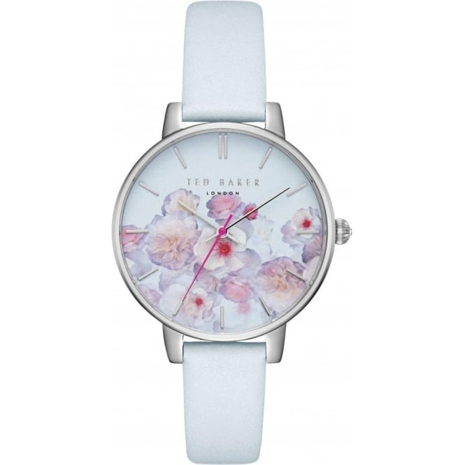 Ladies Stainless Steel Watch on Leather Strap TEC0025012