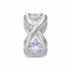 Lavender Infinity Ocean Silver