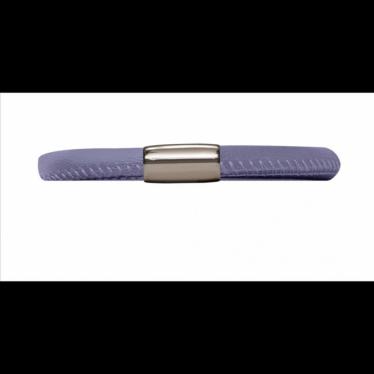 Purple Sage Leather Bracelet 19cm(7.5inch)