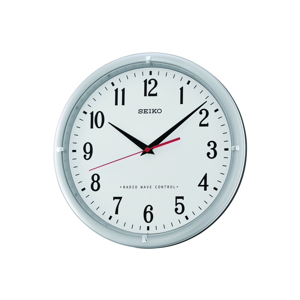 Radio Controlled Seiko Wall Clock Qxr302s