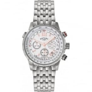 Gents Stainless Steel Chronograph on Bracelet GB00149/01