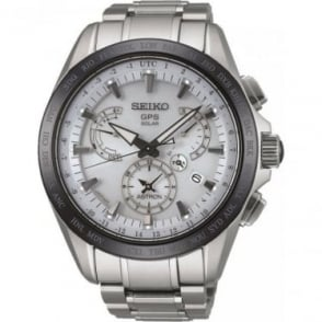 Seiko Astron Gents  Radio Controlled GPS Watch SSE047J1