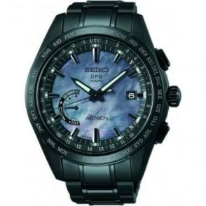Gents Titanium Seiko GPS Solar Astron Watch SSE091J1