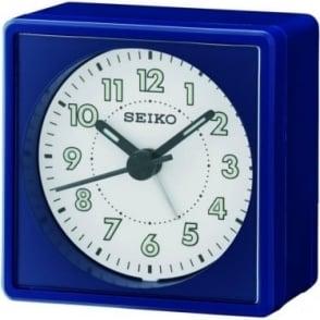 Beep Blue Alarm Clock QHE083L