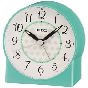 Seiko Bedside Battery Beep Alarm Clock QHE136L