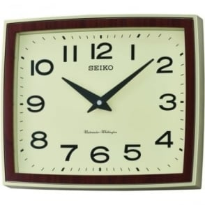 Seiko Westminster Chime  Quartz Wall Clock QXD211S