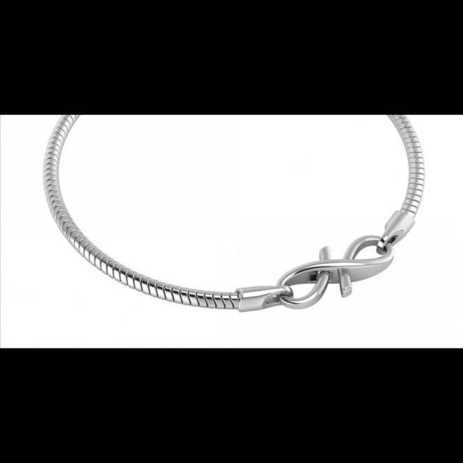 Endless Jewelry Silver Bracelet 21cm(8.5inch)