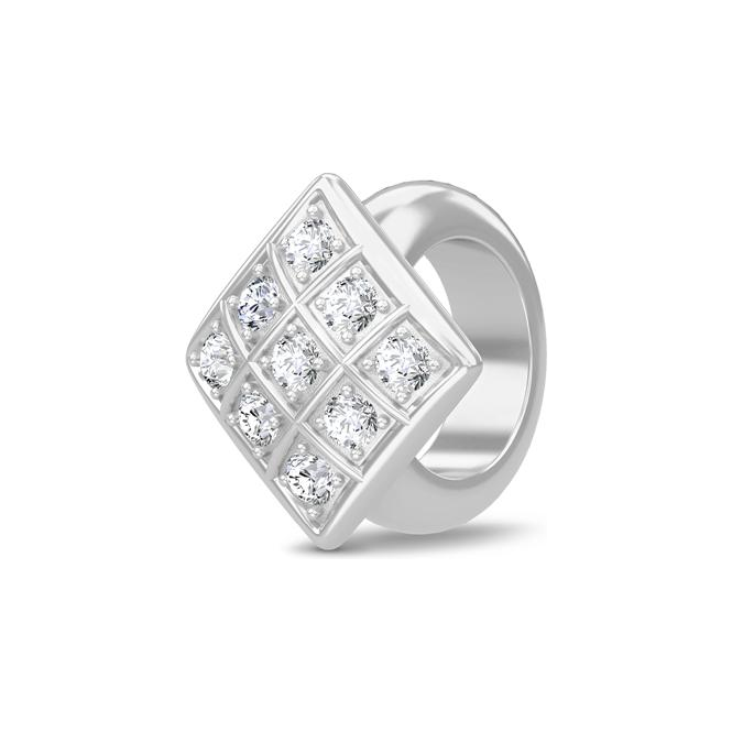 Endless Jewelry Sparkling Cubes Silver