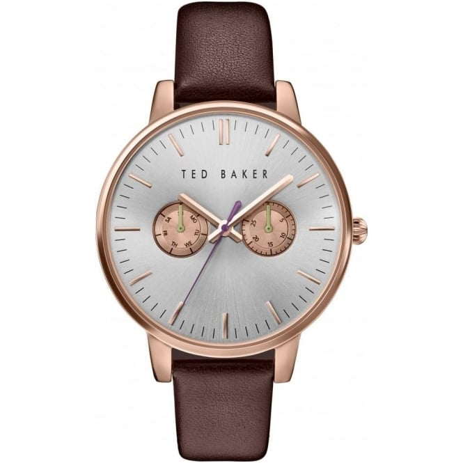 Ted Baker Watches Ted Baker Rose Gold Tone Quartz Watch on Strap TE10030748