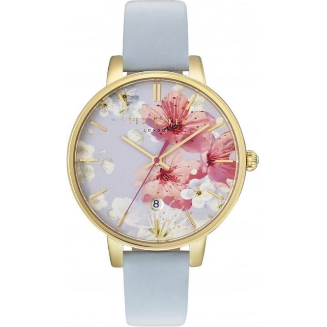 Ted Baker Watches Ladies Gold Tone Ted Baker Quartz Watch on Strap TE10031546