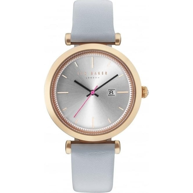 Ted Baker Watches Ladies Rose Tone Ted Baker Quartz Watch on Strap TE10031520