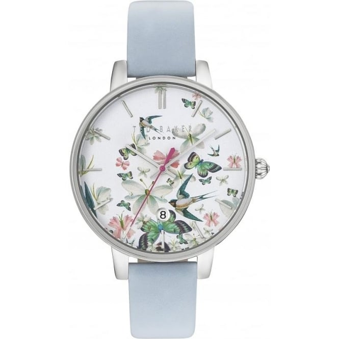 Ted Baker Watches Ladies Stainless Steel Ted Baker Quartz Strap Watch TE10031520