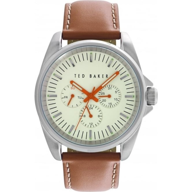 Ted Baker Watches Ted Baker Stainless Steel Quartz Watch on Strap TE10025261