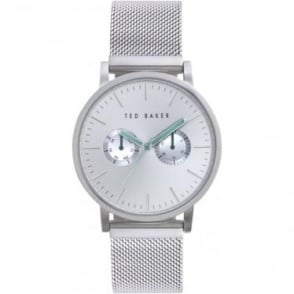 Ted Baker Stainless Steel Watch on Mesh Bracelet TE3037
