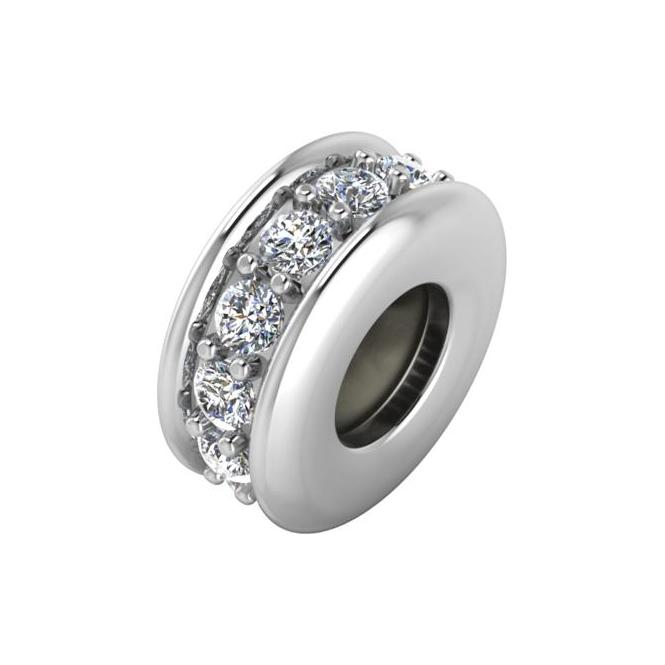 Endless Jewelry White Dreamy Dot