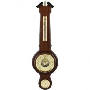 Woodford Wooden Banjo Barometer 1608