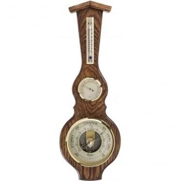 Woodford Wooden Banjo Barometer 1625