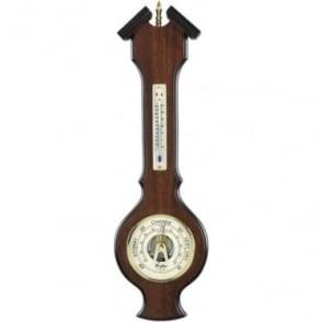 Woodford Wooden Hanging Barometer 1606